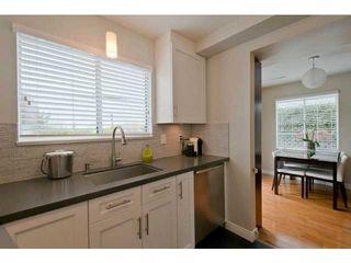 Photo 5: 3757 FRASER Street in Vancouver: Fraser VE Townhouse for sale (Vancouver East)  : MLS®# V1060981