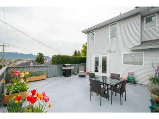 Photo 13: 3757 FRASER Street in Vancouver: Fraser VE Townhouse for sale (Vancouver East)  : MLS®# V1060981