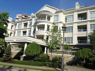 "Photo 1: 223 5735 HAMPTON Place in Vancouver: University VW Condo for sale in ""The Bristol"" (Vancouver West)  : MLS®# V1065144"