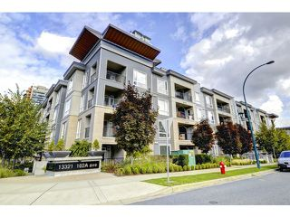 """Photo 2: 205 13321 102A Avenue in Surrey: Whalley Condo for sale in """"Agenda Urban Village"""" (North Surrey)  : MLS®# F1423402"""