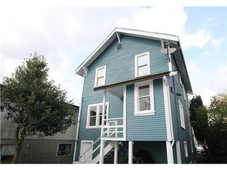 Photo 3: 2528 ADANAC Street in Vancouver: Renfrew VE House for sale (Vancouver East)  : MLS®# V1114611