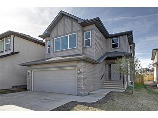 Photo 1: 116 CRANRIDGE Crescent SE in Calgary: Cranston House for sale : MLS®# C4008758