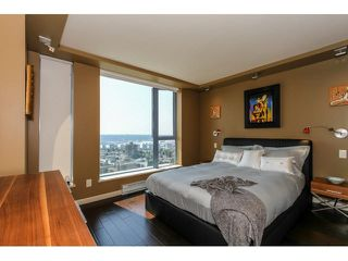 "Photo 12: 2203 739 PRINCESS Street in New Westminster: Uptown NW Condo for sale in ""BERKLEY PLACE"" : MLS®# V1125945"