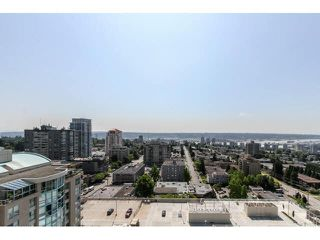 "Photo 18: 2203 739 PRINCESS Street in New Westminster: Uptown NW Condo for sale in ""BERKLEY PLACE"" : MLS®# V1125945"