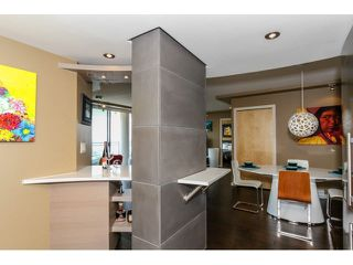 "Photo 8: 2203 739 PRINCESS Street in New Westminster: Uptown NW Condo for sale in ""BERKLEY PLACE"" : MLS®# V1125945"