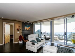"Photo 5: 2203 739 PRINCESS Street in New Westminster: Uptown NW Condo for sale in ""BERKLEY PLACE"" : MLS®# V1125945"
