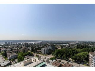 "Photo 20: 2203 739 PRINCESS Street in New Westminster: Uptown NW Condo for sale in ""BERKLEY PLACE"" : MLS®# V1125945"