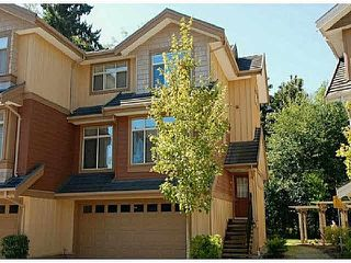 "Photo 1: 17 15151 34TH Avenue in Surrey: Morgan Creek Townhouse for sale in ""Sereno"" (South Surrey White Rock)  : MLS®# F1449064"
