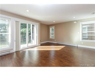 Photo 4: 104 990 Rattanwood Place in VICTORIA: La Happy Valley Townhouse for sale (Langford)  : MLS®# 355761