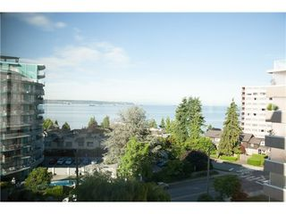 Photo 3: 703 2167 BELLEVUE Ave in West Vancouver: Dundarave Home for sale ()  : MLS®# V1073557