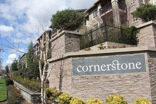 """Photo 1: 314 21009 56 Avenue in Langley: Salmon River Condo for sale in """"Cornerstone"""" : MLS®# R2048798"""