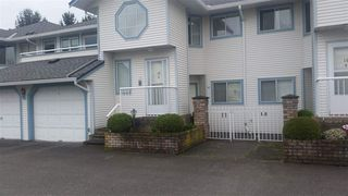"""Photo 1: 11 19797 64 Avenue in Langley: Willoughby Heights Townhouse for sale in """"CHERITON PARK"""" : MLS®# R2055573"""