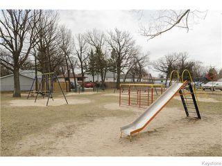 Photo 20: 489 Daer Boulevard in Winnipeg: Westwood / Crestview Residential for sale (West Winnipeg)  : MLS®# 1609886
