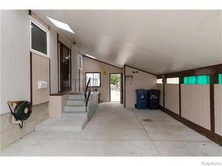 Photo 18: 489 Daer Boulevard in Winnipeg: Westwood / Crestview Residential for sale (West Winnipeg)  : MLS®# 1609886