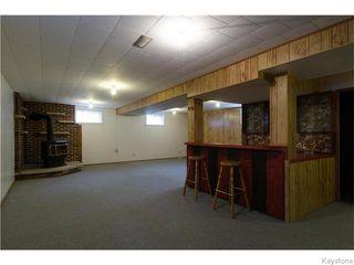 Photo 14: 489 Daer Boulevard in Winnipeg: Westwood / Crestview Residential for sale (West Winnipeg)  : MLS®# 1609886