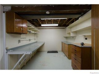 Photo 15: 489 Daer Boulevard in Winnipeg: Westwood / Crestview Residential for sale (West Winnipeg)  : MLS®# 1609886