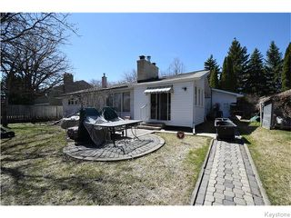 Photo 14: 527 Bower Boulevard in Winnipeg: River Heights / Tuxedo / Linden Woods Residential for sale (South Winnipeg)  : MLS®# 1610672