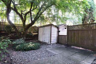 Photo 18: 28 1141 EAGLERIDGE Drive in Coquitlam: Eagle Ridge CQ Townhouse for sale : MLS®# R2103152
