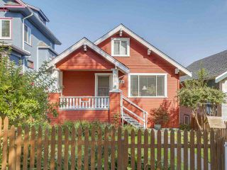 Photo 1: 729 E 10TH Avenue in Vancouver: Mount Pleasant VE House for sale (Vancouver East)  : MLS®# R2113707