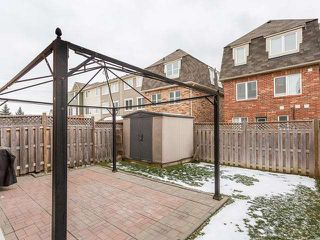 Photo 17: 13 Bevington Road in Brampton: Northwest Brampton House (3-Storey) for sale : MLS®# W3681361