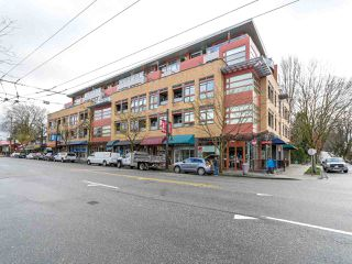 "Photo 1: 314 2250 COMMERCIAL Drive in Vancouver: Grandview VE Condo for sale in ""Marquee on Commercial"" (Vancouver East)  : MLS®# R2154734"