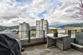 "Photo 16: 1803 301 CAPILANO Road in Port Moody: Port Moody Centre Condo for sale in ""THE RESIDENCES"" : MLS®# R2157034"