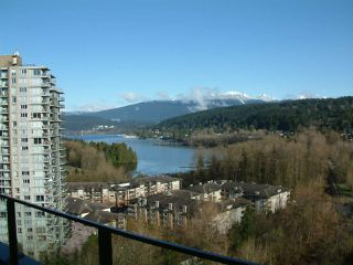 "Photo 1: 1803 301 CAPILANO Road in Port Moody: Port Moody Centre Condo for sale in ""THE RESIDENCES"" : MLS®# R2157034"