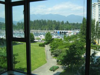 "Photo 5: 405 1680 BAYSHORE Drive in Vancouver: Coal Harbour Condo for sale in ""BAYSHORE GARDENS"" (Vancouver West)  : MLS®# R2173851"