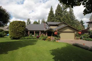 "Photo 1: 21027 46 Avenue in Langley: Brookswood Langley House for sale in ""Cedar Ridge"" : MLS®# R2179248"