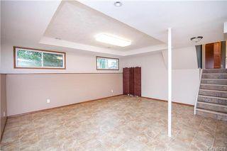 Photo 14: 9 Peterboro Bay in Winnipeg: Windsor Park Residential for sale (2G)  : MLS®# 1717327