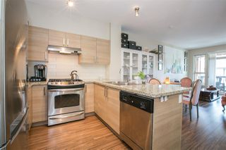 "Photo 4: 411 1153 KENSAL Place in Coquitlam: New Horizons Condo for sale in ""ROYCROFT AT WINDSOR GATE"" : MLS®# R2197128"