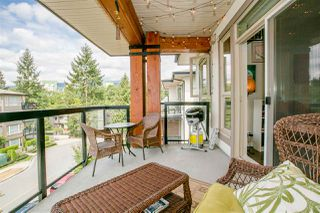 "Photo 19: 411 1153 KENSAL Place in Coquitlam: New Horizons Condo for sale in ""ROYCROFT AT WINDSOR GATE"" : MLS®# R2197128"