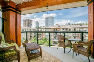 "Photo 20: 411 1153 KENSAL Place in Coquitlam: New Horizons Condo for sale in ""ROYCROFT AT WINDSOR GATE"" : MLS®# R2197128"