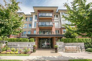 "Photo 1: 411 1153 KENSAL Place in Coquitlam: New Horizons Condo for sale in ""ROYCROFT AT WINDSOR GATE"" : MLS®# R2197128"