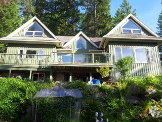 Main Photo: 12916 DOGWOOD Drive in Madeira Park: Pender Harbour Egmont House for sale (Sunshine Coast)  : MLS®# R2199991