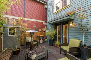 Photo 16: 849 KEEFER Street in Vancouver: Mount Pleasant VE Townhouse for sale (Vancouver East)  : MLS®# R2204383