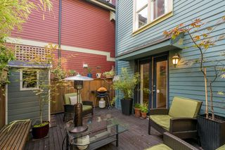 Photo 27: 849 KEEFER Street in Vancouver: Mount Pleasant VE Townhouse for sale (Vancouver East)  : MLS®# R2204383