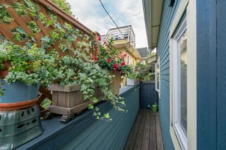 Photo 9: 849 KEEFER Street in Vancouver: Mount Pleasant VE Townhouse for sale (Vancouver East)  : MLS®# R2204383