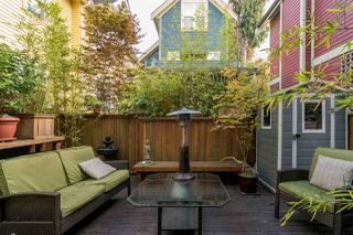 Photo 15: 849 KEEFER Street in Vancouver: Mount Pleasant VE Townhouse for sale (Vancouver East)  : MLS®# R2204383