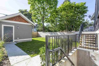 "Photo 18: 3365 QUEBEC Street in Vancouver: Main House for sale in ""Main Street"" (Vancouver East)  : MLS®# R2204748"