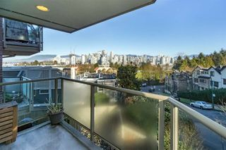 Photo 1: 203 1005 W 7TH Avenue in Vancouver: Fairview VW Condo for sale (Vancouver West)  : MLS®# R2232581