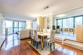 "Photo 10: 801 289 DRAKE Street in Vancouver: Yaletown Condo for sale in ""PARKVIEW TOWER"" (Vancouver West)  : MLS®# R2234032"