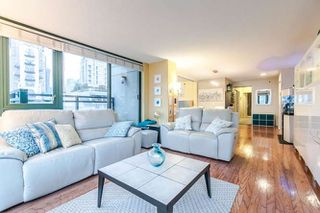 "Photo 12: 801 289 DRAKE Street in Vancouver: Yaletown Condo for sale in ""PARKVIEW TOWER"" (Vancouver West)  : MLS®# R2234032"