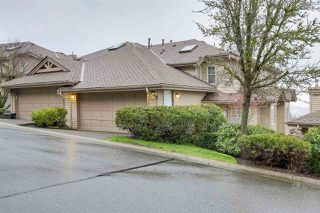 """Photo 1: 37 2979 PANORAMA Drive in Coquitlam: Westwood Plateau Townhouse for sale in """"DEERCREST"""" : MLS®# R2238055"""