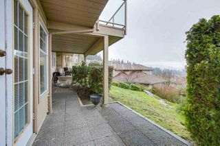 """Photo 19: 37 2979 PANORAMA Drive in Coquitlam: Westwood Plateau Townhouse for sale in """"DEERCREST"""" : MLS®# R2238055"""