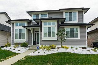 """Photo 1: 27164 35A Avenue in Langley: Aldergrove Langley House for sale in """"THE MEADOWS"""" : MLS®# R2238961"""