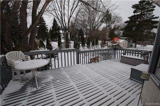 Photo 19: 24 Ragsdill Road in Winnipeg: Algonquin Park Residential for sale (3G)  : MLS®# 1804236