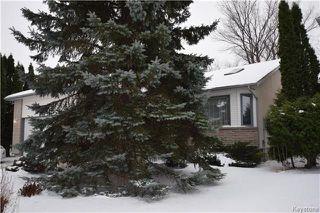 Photo 1: 24 Ragsdill Road in Winnipeg: Algonquin Park Residential for sale (3G)  : MLS®# 1804236