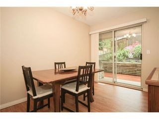 Photo 6: # 501 1176 FALCON DR in Coquitlam: Eagle Ridge CQ Townhouse for sale : MLS®# V1007923