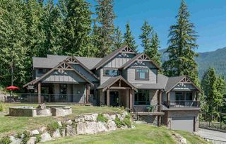 """Photo 1: 2871 FERN Drive: Anmore House for sale in """"ANMORE ESTATES"""" (Port Moody)  : MLS®# R2255684"""